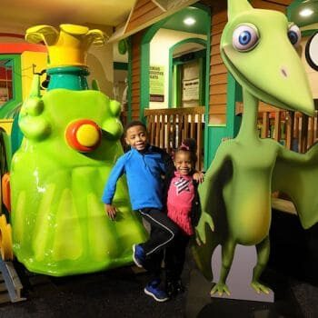 Dinosaur Train- The Traveling Exhibit
