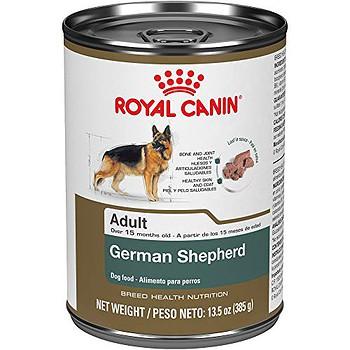 Royal Canin Breed Health Nutrition German Shepherd Wet Canned Dog Food