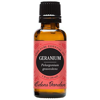 How to use geranium oil to fight dog ear infection dilute with carrier coconut oil