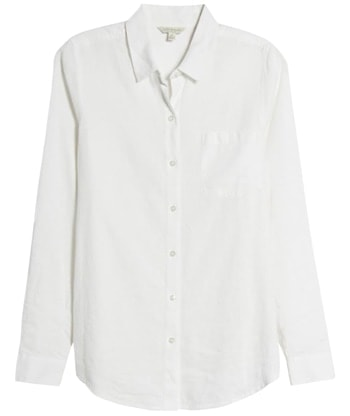 white shirt for women | 40plusstyle.com