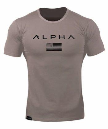 Футболка мужская ALPHA