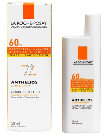 Le Roche Posay's Anthelios Sunscreen | 40plusstyle.com