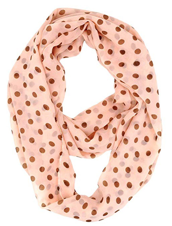 infinity scarf | 40plusstyle.com