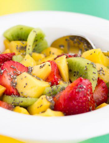 Not just one more fruit salad… – Κάτι παραπάνω από μια απλή φρουτοσαλάτα…