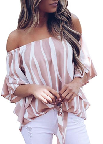 strapless top | 40plusstyle.com
