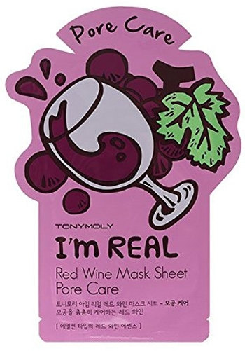 TONYMOLY I'm Real Hydrating Mask Sheet | 40plusstyle.com