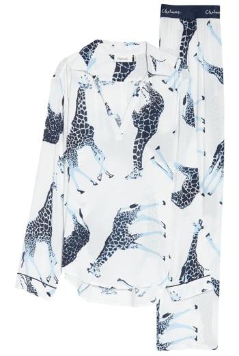 Chalmers pajamas | 40plusstyle.com