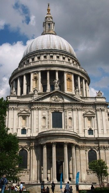 St Paul's Cathedral. World Travel Family blog