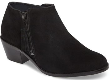 Vionic ankle boot | 40plusstyle.com