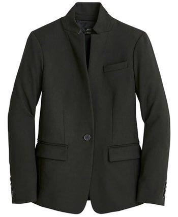 Classic clothes: J.Crew 4-season stretch blazer | 40plusstyle.com
