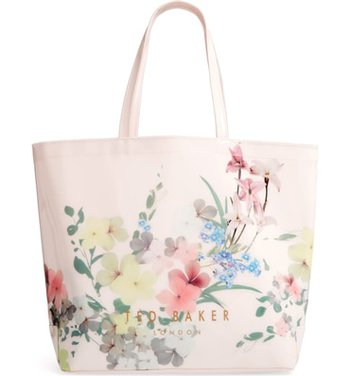 Ted Baker London leather shopper | 40plusstyle.com