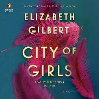 City of Girls (Audible, Amazon) | 40plusstyle.com