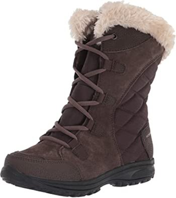 Cozy gifts - Columbia Ice Maiden II boot | 40plusstyle.com