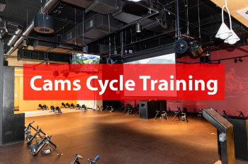 Cams Cycle Training Keep Cool With Airius fans