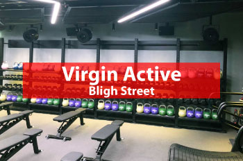 Virgin Active Gyms Benefit with Airius Cooling Fans