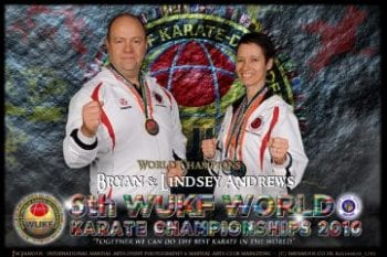 World Union of Karate-Do Federations World Karate Champions