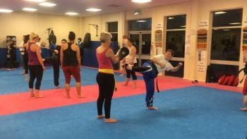 Kickboxing for women, Kickboxing for ladies