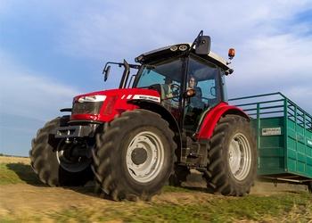 Az új Massey Ferguson 5600 traktorcsalád bemutatkozott