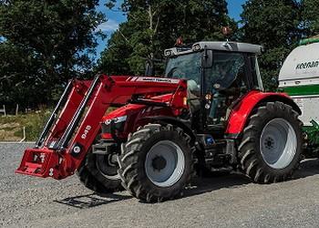 Új négyhengeres MF5600 Massey Ferguson traktorok!