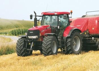 CASE-IH Puma CVX-225 traktor – DLZ teszt