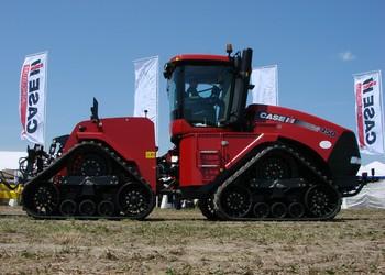 CASE IH Steiger Traktorok: Új üzemanyagtakarékossági rekord