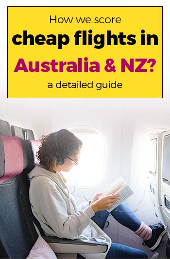 Cheap Flights in Australia and New Zealand