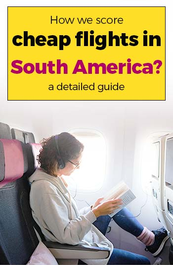 Cheap Flights in South America
