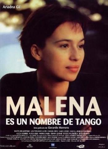 malena es un nombre de tango película