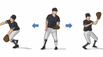 Two Ball Baseball Fielding Drill