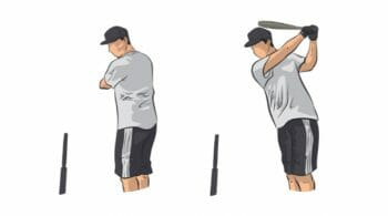 See The Ball Baseball Hitting Drill