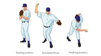 stride drill baseball pitching drill