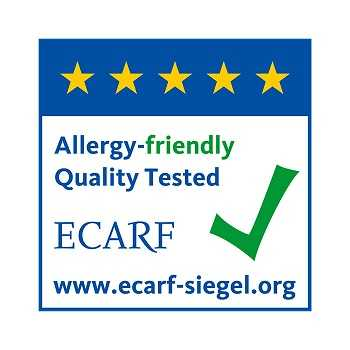 Sello allergy friendly ECARF