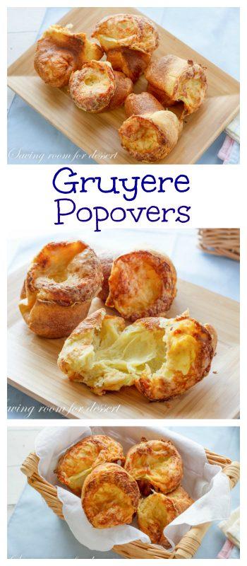 Gruyere Popovers