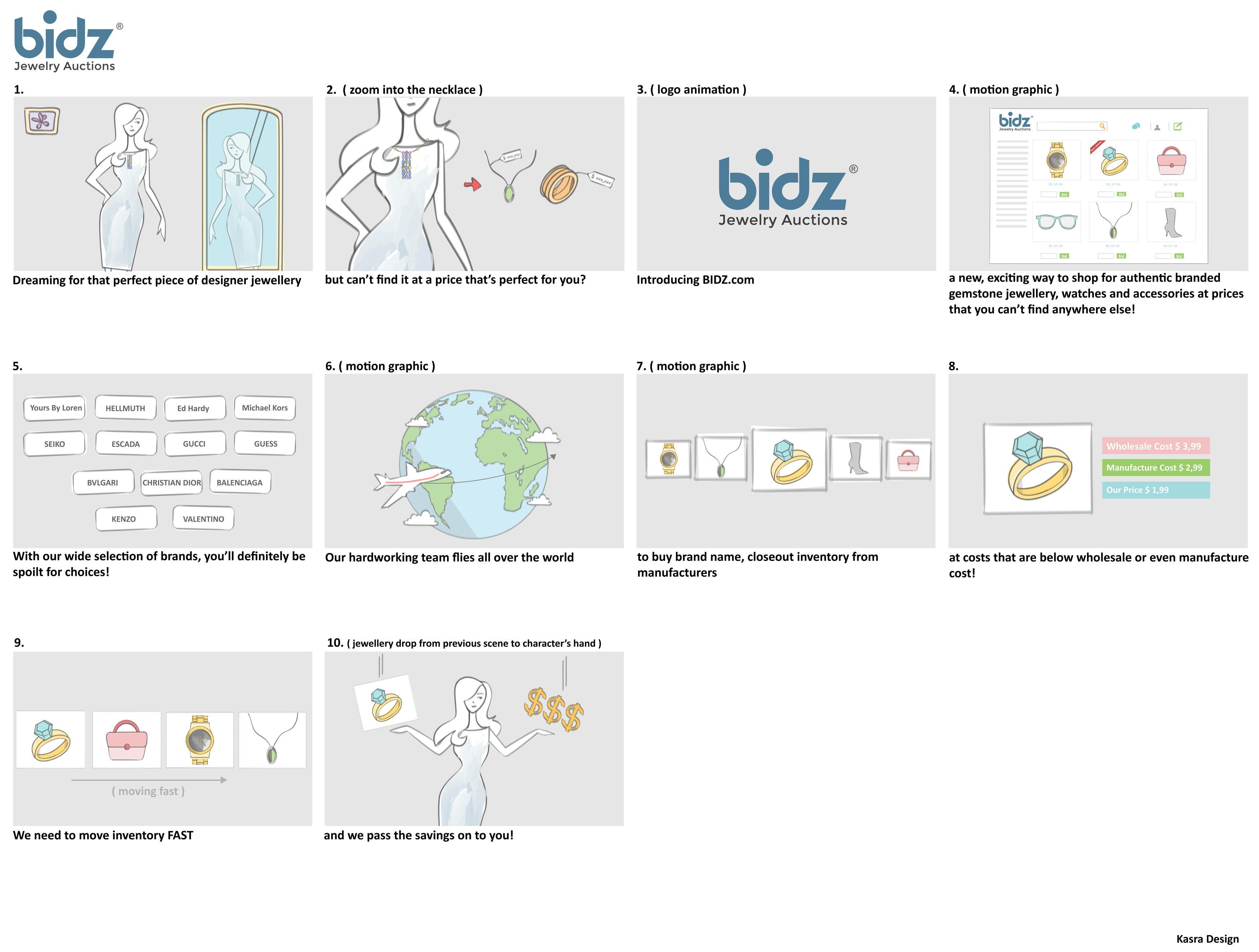bidz-project-storyboard