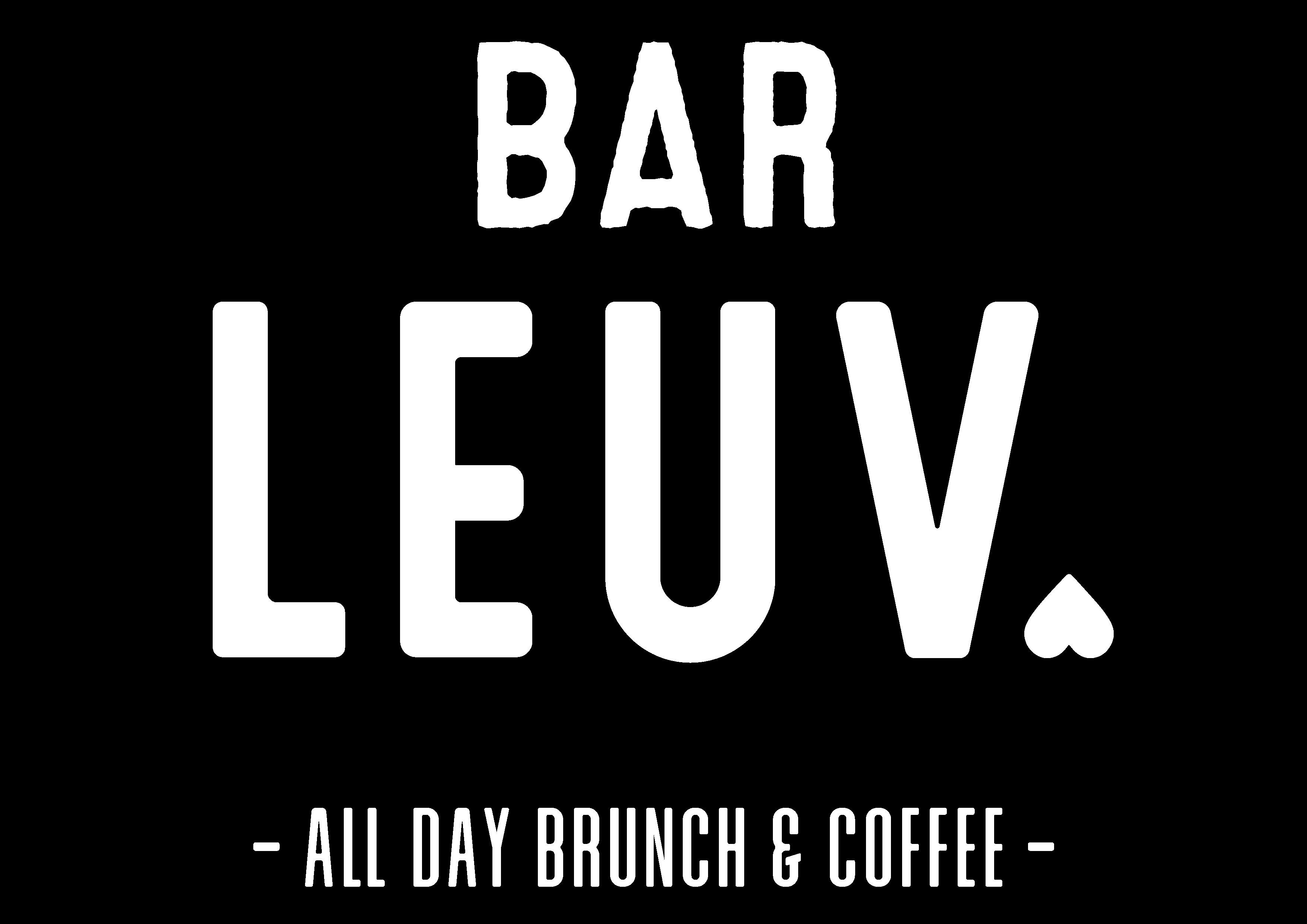 Bar Leuv all day brunch & coffee