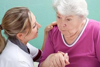 гигиенические процедуры при деменции