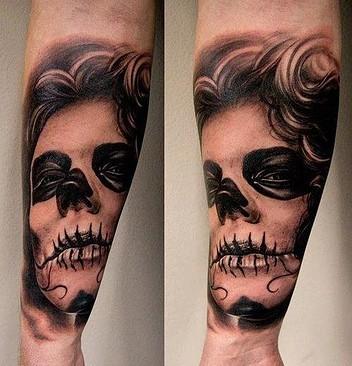 tatuajes-de-catrinas-y-otros-tatuajes-mexicanos