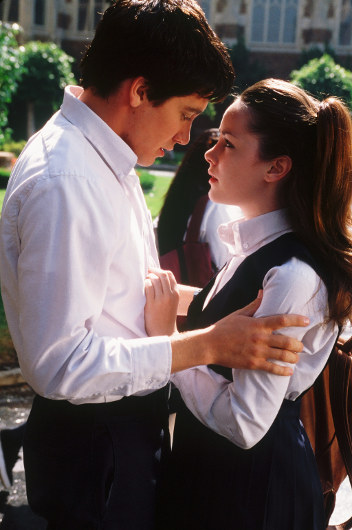 Donnie Darko et sa copine Gretchen