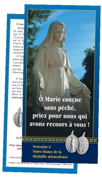 o marie... - Appel Urgent Diffusion de la Médaille miraculeuse
