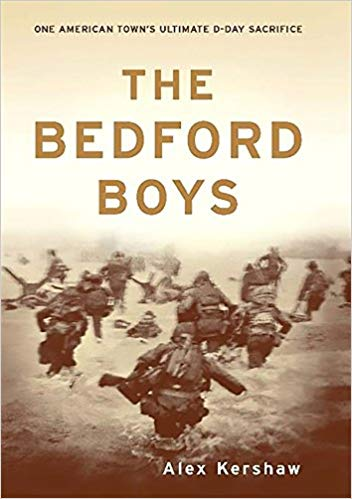 Cover of book entitled The Bedford Boys
