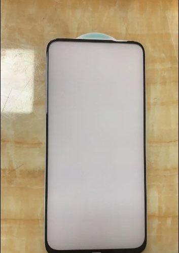 Nova 5 screen protector leak