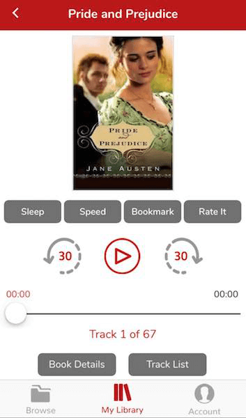 Audiobooks Now App