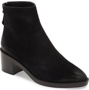 Shoes with arch support - Cole Haan 'Taylor' waterproof bootie | 40plusstyle.com