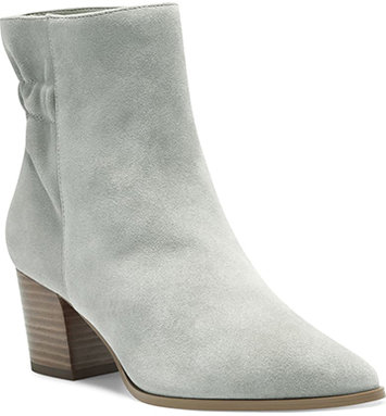 Sole Society 'Maeryn' pointed toe bootie | 40plusstyle.com