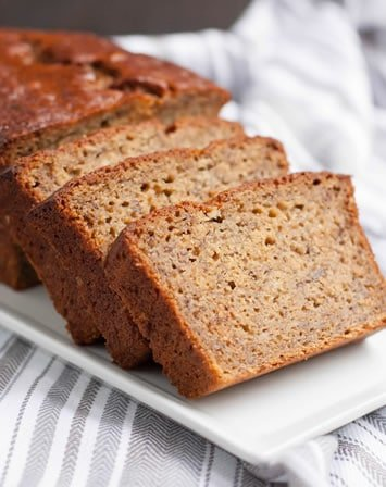 Make Ahead Breakfast Recipes. Classic Banana Bread. This classic quick bread is chock full of banana flavor and made with whole grains and Greek yogurt.