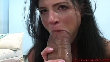 Separated Wife Gets Excited With Big Fat Black Cock
