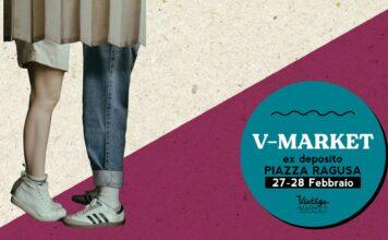 RESTART: questo weekend torna il Vintage Market più amato della Capitale!