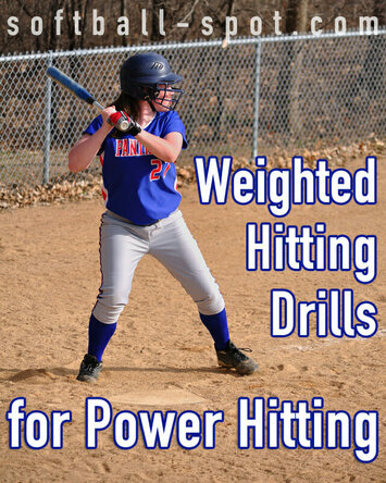 power hitting drill weighted