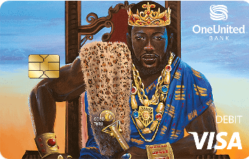 OneUnited Bank Launches New King & Queen Visa Debit Card