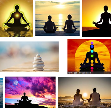 Google Search for Meditation Images